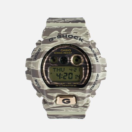 Наручные часы CASIO G-SHOCK GD-X6900TC-5ER Military Camo