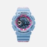 Наручные часы CASIO G-SHOCK GMA-S110F-2AER Light Blue фото- 0