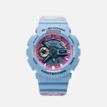CASIO G-SHOCK GMA-S110F-2AER Watch Light Blue photo- 0