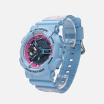 Наручные часы CASIO G-SHOCK GMA-S110F-2AER Light Blue фото- 1