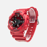 Наручные часы CASIO G-SHOCK GMA-S110F-4AER Red фото- 1