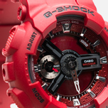Наручные часы CASIO G-SHOCK GMA-S110F-4AER Red фото- 2