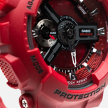 Наручные часы CASIO G-SHOCK GMA-S110F-4AER Red фото- 3