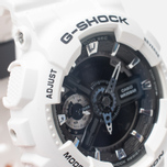 Часы CASIO G-SHOCK GMA-S110F-7AER White фото- 2