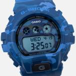 Наручные часы CASIO G-SHOCK GMD-S6900CF-2E Camo Deep Blue фото- 1