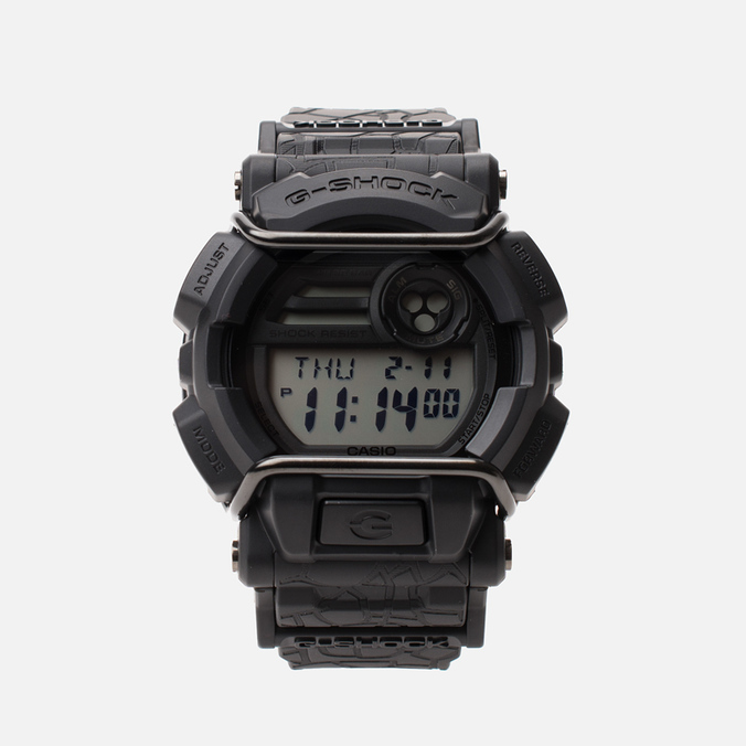 Наручные часы CASIO G-SHOCK x HUF GD-400HUF-1ER Black