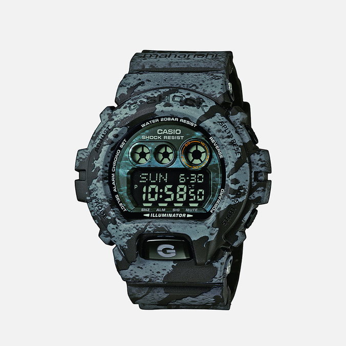 CASIO G-SHOCK x maharishi GD-X6900MH Watches - DPM: Lunar Bonsai