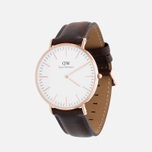 Наручные часы Daniel Wellington Classic Bristol Rose Gold фото- 1