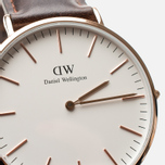 Наручные часы Daniel Wellington Classic Bristol Rose Gold фото- 2