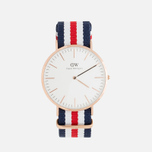 Наручные часы Daniel Wellington Classic Canterbury Rose Gold фото- 0