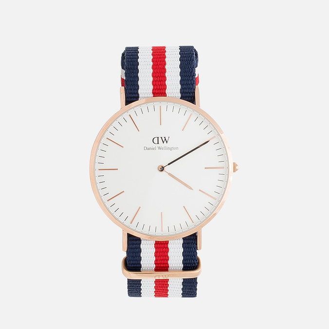 Наручные часы Daniel Wellington Classic Canterbury Rose Gold