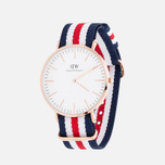 Наручные часы Daniel Wellington Classic Canterbury Rose Gold фото- 1