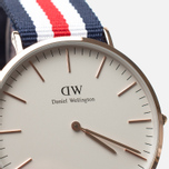 Наручные часы Daniel Wellington Classic Canterbury Rose Gold фото- 2