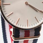 Наручные часы Daniel Wellington Classic Canterbury Rose Gold фото- 3