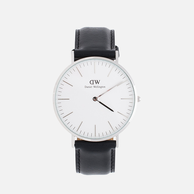Мужские наручные часы Daniel Wellington Classic Sheffield Silver