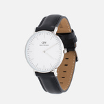 Мужские наручные часы Daniel Wellington Classic Sheffield Silver фото- 1
