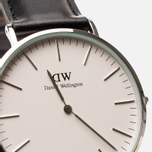 Мужские наручные часы Daniel Wellington Classic Sheffield Silver фото- 2