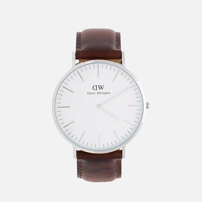 Наручные часы Daniel Wellington Classic St Mawes Silver
