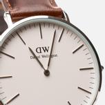 Наручные часы Daniel Wellington Classic St Mawes Silver фото- 2
