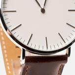 Наручные часы Daniel Wellington Classic St Mawes Silver фото- 3