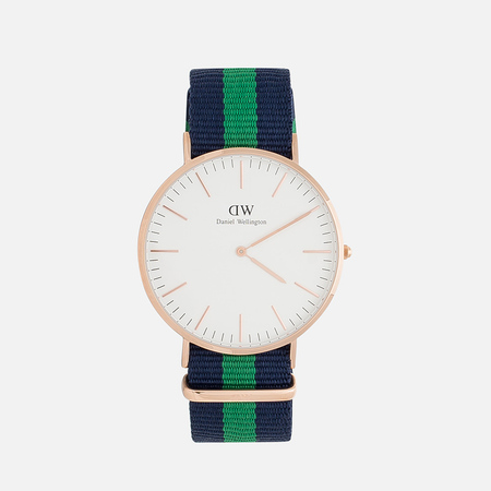 Daniel Wellington Classic Warwick Watch Rose