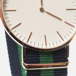 Наручные часы Daniel Wellington Classic Warwick Rose фото- 3