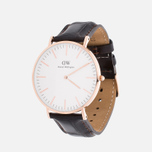 Daniel Wellington Classic York Watch Rose Gold photo- 1