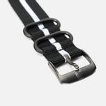 Ремешок для часов Luminox Nato FN.3950.10 Black фото- 1