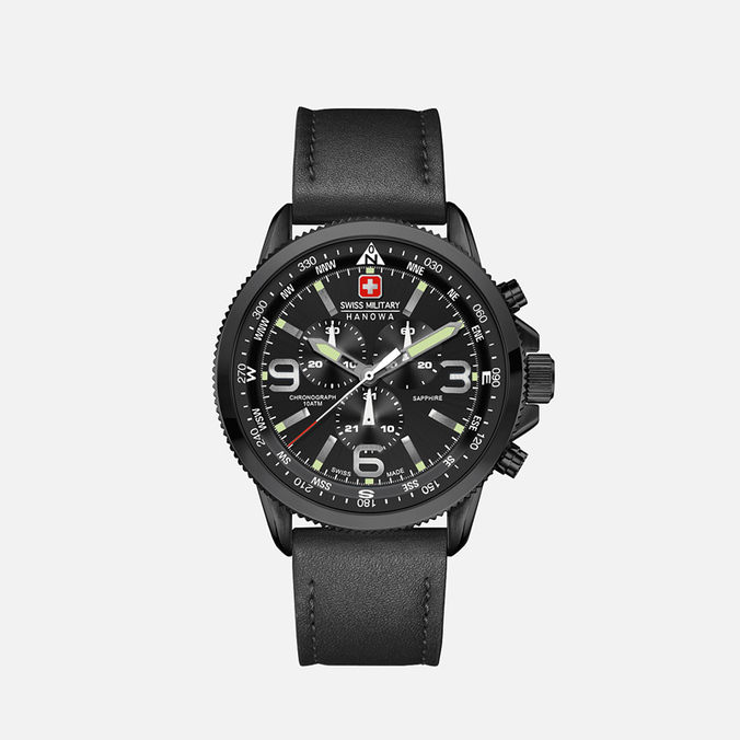Swiss Military Hanowa Arrow Men's Watch Black
