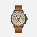 Мужские наручные часы Swiss Military Hanowa Arrow Black/Beige фото- 1