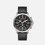 Мужские наручные часы Swiss Military Hanowa Arrow Silver/Black фото- 0