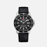 Swiss Military Hanowa Flagship Watch Silver/Black photo- 0