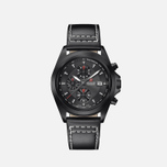 Мужские наручные часы Swiss Military Hanowa Infantry Chrono Black фото- 0