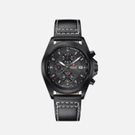 Мужские наручные часы Swiss Military Hanowa Infantry Chrono Black фото- 1