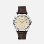 Мужские наручные часы Swiss Military Hanowa Lieutenant Silver/Beige фото- 0