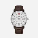 Мужские наручные часы Swiss Military Hanowa Navalus Silver/White фото- 0