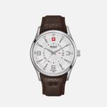 Мужские наручные часы Swiss Military Hanowa Navalus Silver/White фото- 1