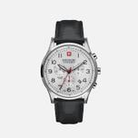 Мужские наручные часы Swiss Military Hanowa Patriot Silver фото- 1
