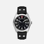 Мужские наручные часы Swiss Military Hanowa Sergeant Silver/Black фото- 1