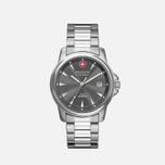 Мужские наручные часы Swiss Military Hanowa Swiss Recruit Silver/Dark Grey фото- 0