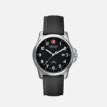 Мужские наручные часы Swiss Military Hanowa Swiss Soldier Black/Silver фото- 1