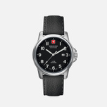 Мужские наручные часы Swiss Military Hanowa Swiss Soldier Black/Silver фото- 0