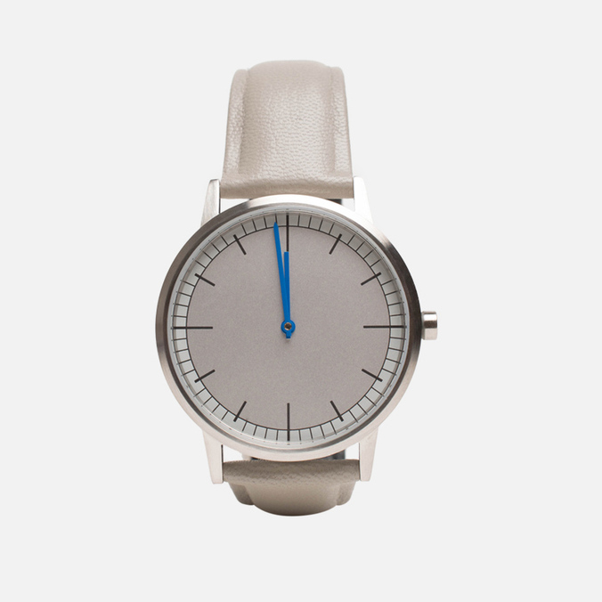 Uniform Wares 152 Series Watch Satin Brushed/Grey
