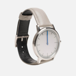 Uniform Wares 152 Series Watch Satin Brushed/Grey  photo- 1