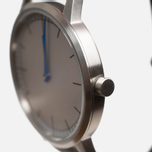 Uniform Wares 152 Series Watch Satin Brushed/Grey  photo- 2