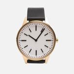 Наручные часы Uniform Wares 251 Series SG-01 PVD Satin Gold/Black фото- 0