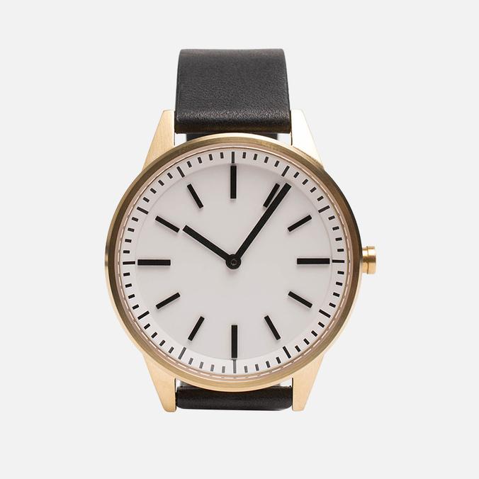 Наручные часы Uniform Wares 251 Series SG-01 PVD Satin Gold/Black