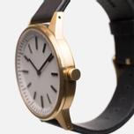 Наручные часы Uniform Wares 251 Series SG-01 PVD Satin Gold/Black фото- 2