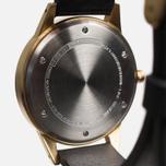 Uniform Wares 251 Series SG-01 PVD Watches Satin Gold/Black  photo- 3