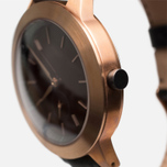 Наручные часы Uniform Wares 351 Series RG-01 Rose Gold/Black фото- 2